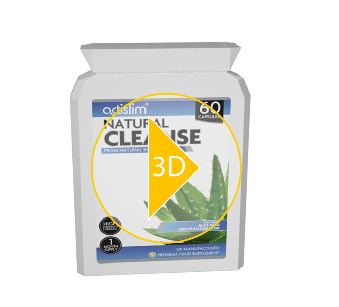 Actislim Natural Cleanse