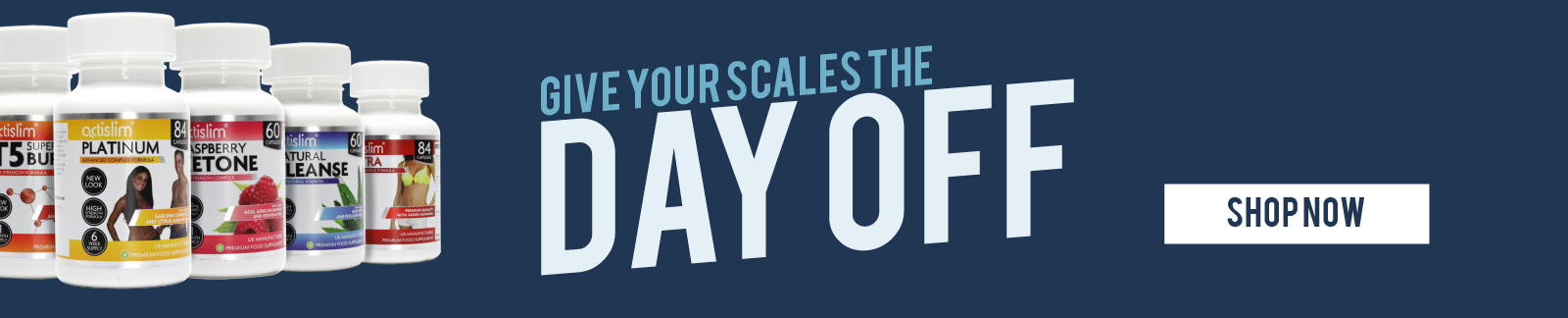 Give your scales the day off