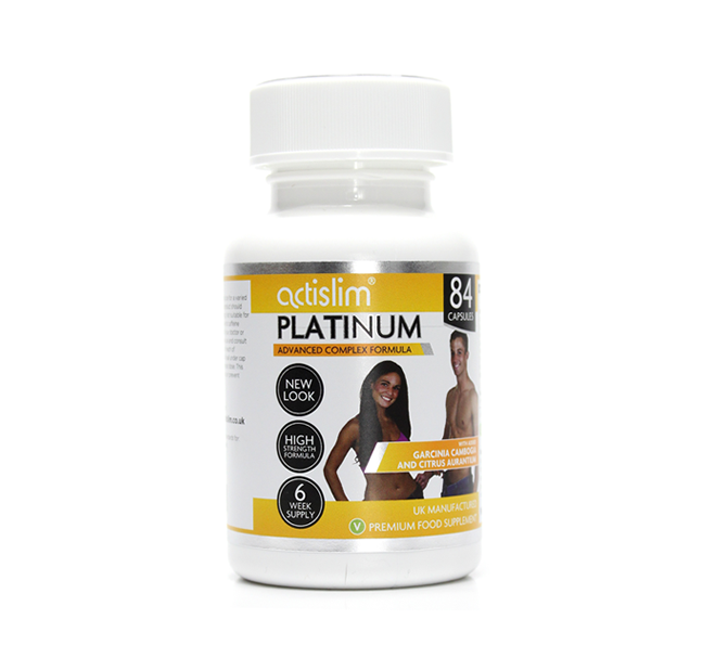 Actislim Platinum 6 Week