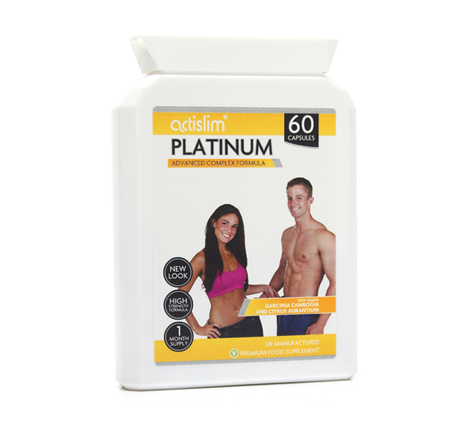 Actislim Platinum 4 Week